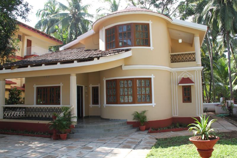 Villa Calanguteblends architecture and design to deliver a breathtaking holiday experience - Villa Calangute Phase 3 -Luxury Villa In Calangute - Calangute - rentals