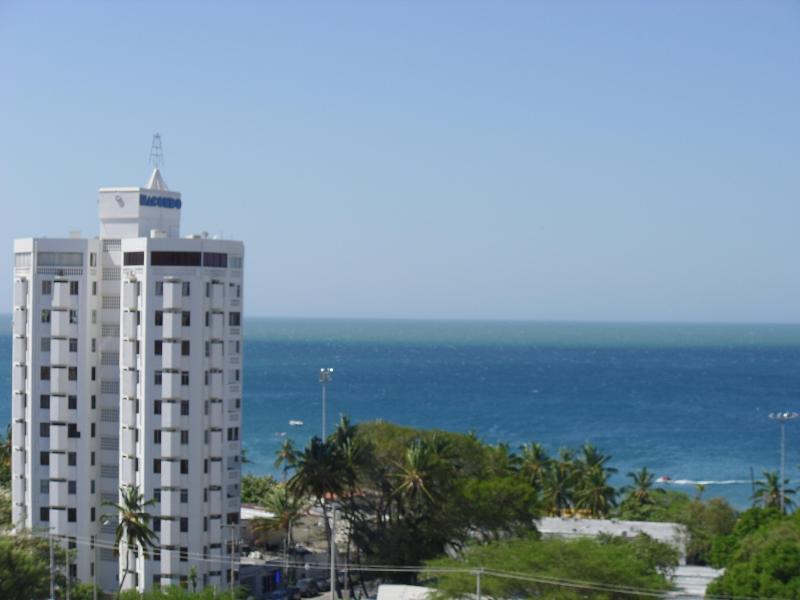 View for living room - Just have fun and Relax! - Santa Marta - rentals