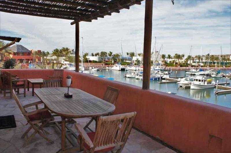 Marina Condo Terrace - Costa Baja Luxury Marina Condo 301 - La Paz - rentals
