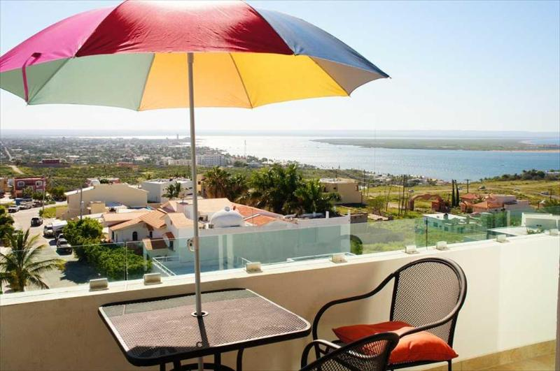 View from the condo - PH1 Alttus Palmira - La Paz - rentals