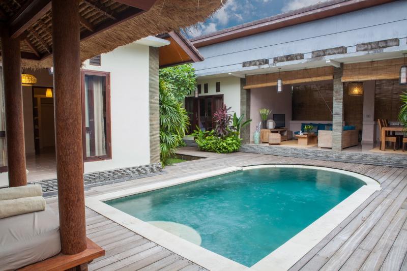 Pool - Villa Chamade - 3 Bdrm Exclusive oasis Seminyak - Seminyak - rentals