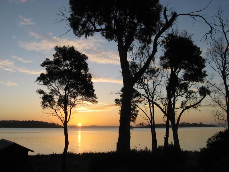 Sunset - Abs by the Bay - Taranna - rentals