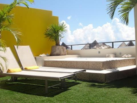 Rooftop Jacuzzi - Fantastic - Luxury Penthouse with Private Rooftop Jacuzzi! - Playa del Carmen - rentals