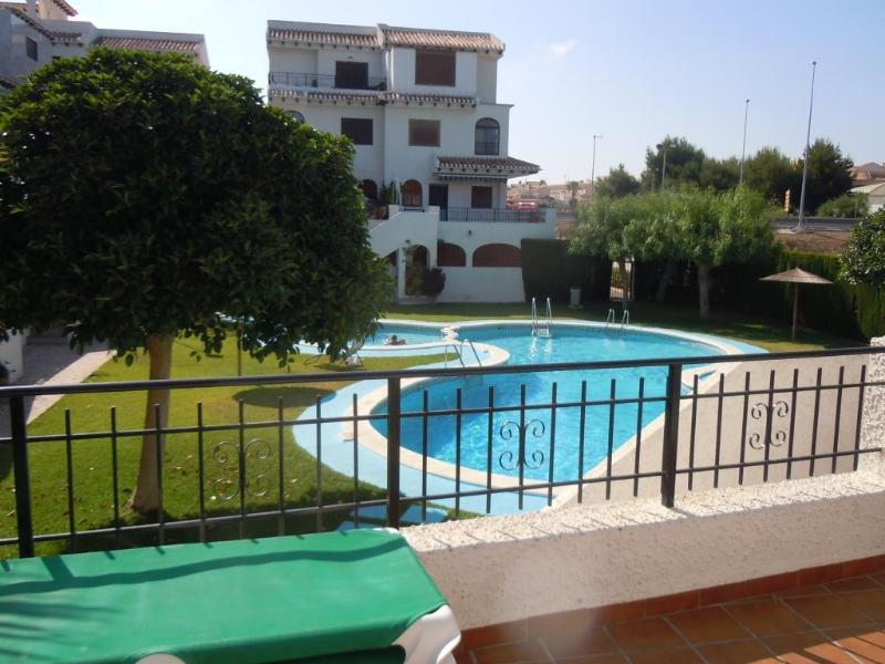 Costa Blanca South La Zenia 3Bed (Beach Side N332) - Image 1 - Alicante - rentals