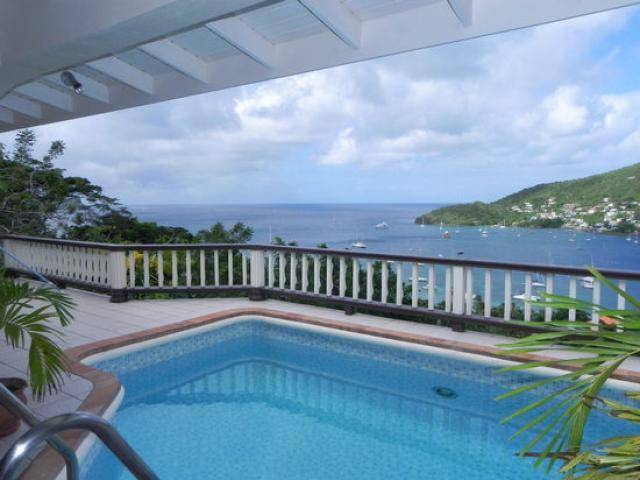 Views over looking Admiralty Bay - Pattree North - Bequia - rentals