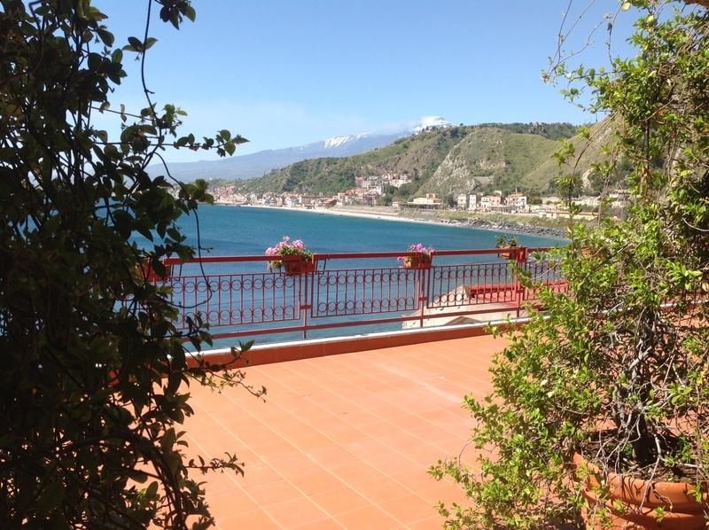 Taormina ,Apartment on the Sea , Pool , Sicily - Image 1 - Taormina - rentals