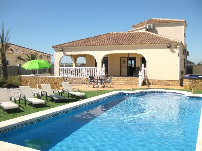 Vacation Villa Whit Privat Pool - Image 1 - Catral - rentals