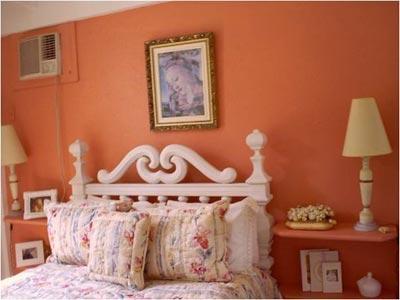 Queen Bed  - bedroom - House Mama  - Bed and Breakfast in Rio de Janeiro - Rio de Janeiro - rentals