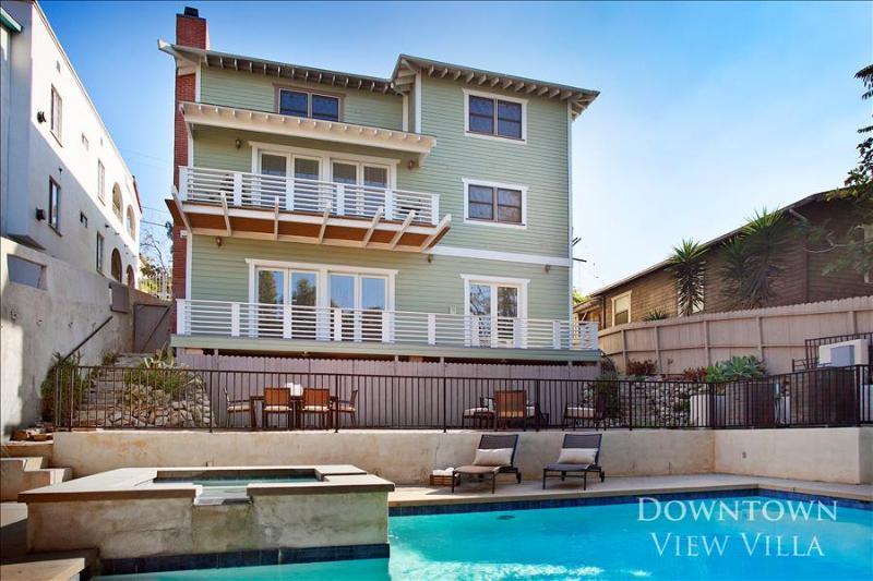 Downtown View Villa - Image 1 - Los Angeles - rentals