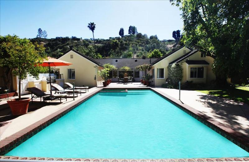 Bel Air Classic Villa - Image 1 - Beverly Hills - rentals
