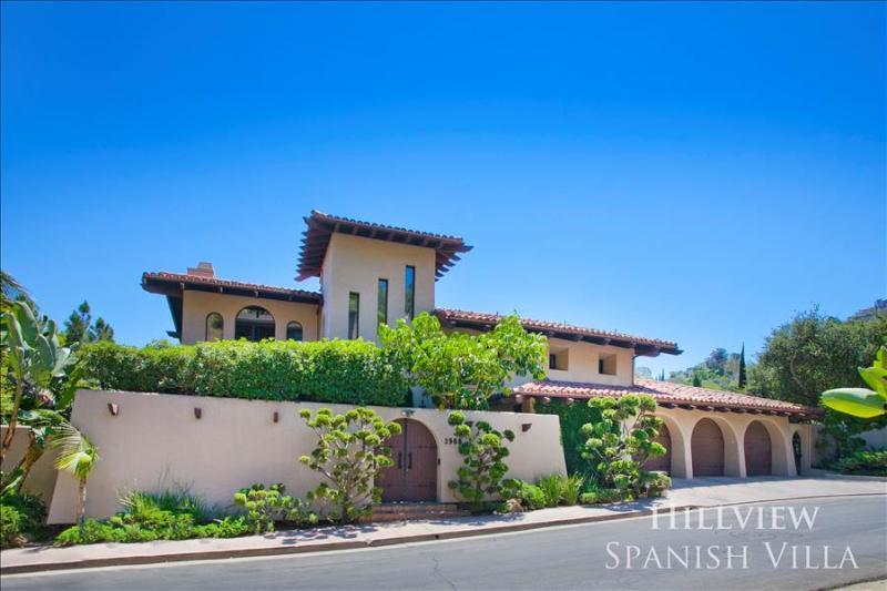 Hillview Spanish Villa - Image 1 - Los Angeles - rentals