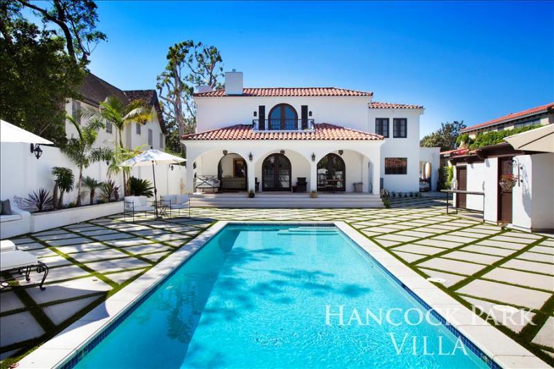 Hancock Park Villa - Image 1 - Los Angeles - rentals