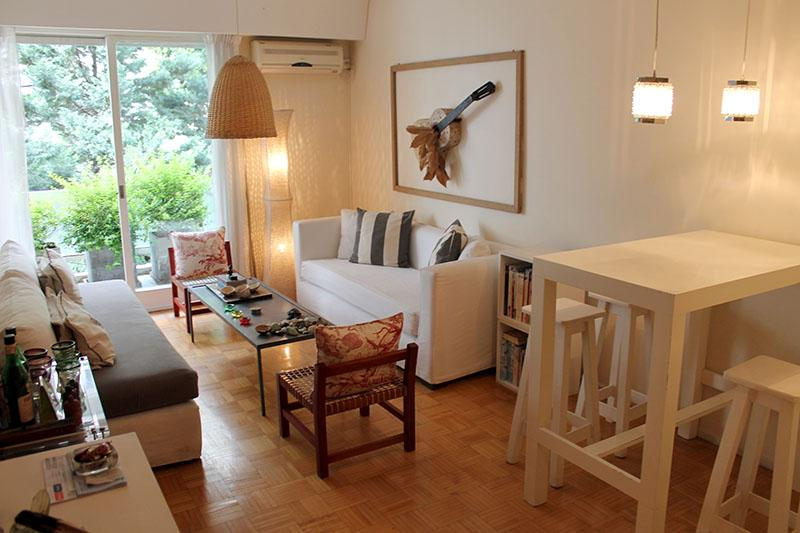Beautiful and sunny 2 bedroom apartment - Juan Francisco Seguí  and Lafinur st, Palermo (133PS) - Image 1 - Buenos Aires - rentals