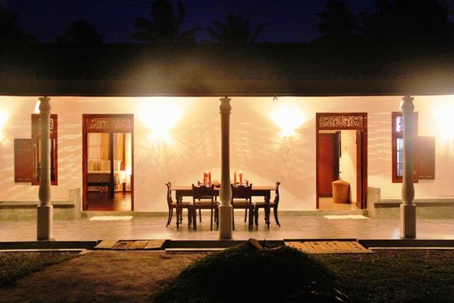 Villa front - Villa Balapitiya Beach - Balapitiya - rentals