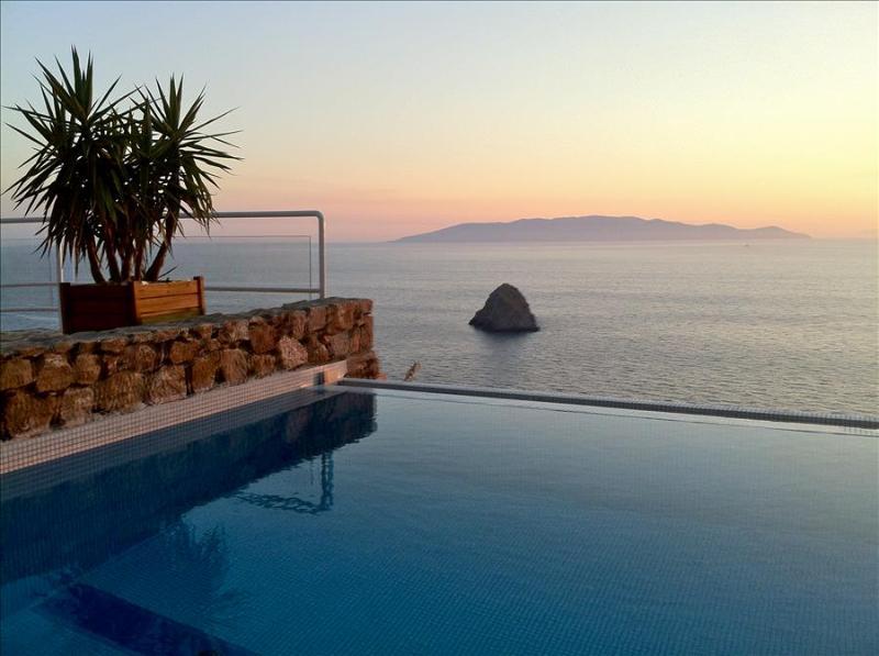 Argentario, Tuscany Coast, Stunning Modern Seaside Villa sleeps 15; Private Pool; Access to Sea - Image 1 - Porto Santo Stefano - rentals
