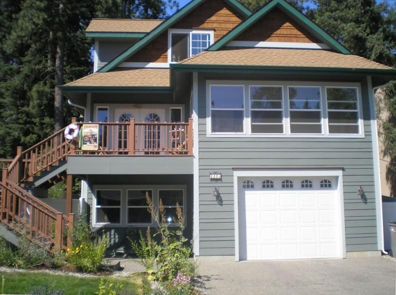 Sanders Beach House 50 steps from the public, sandy beach - Sanders Beach House in Downtown Coeur d'Alene - Coeur d'Alene - rentals