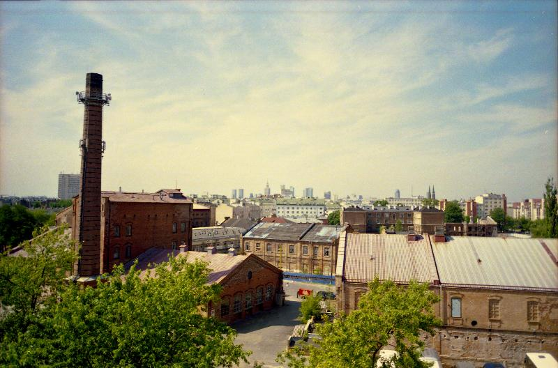 Loft style apartment, one bedroom - art & view 1 - Image 1 - Warsaw - rentals
