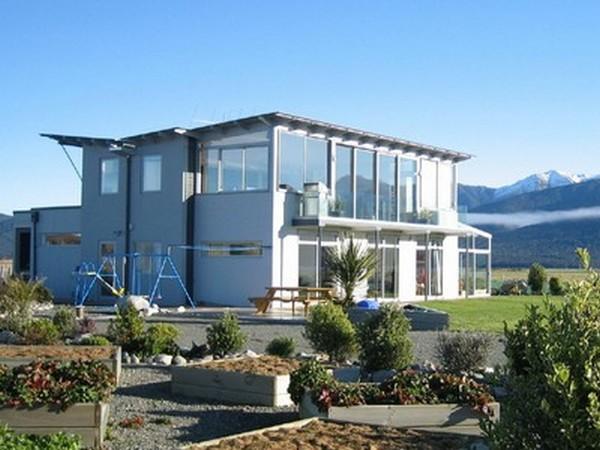 Rainbow Lakeview House - Te Anau Holiday Houses - Rainbow Lakeview House - Te Anau - rentals