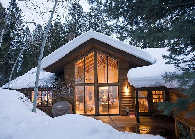 Custom Home in Teton Village at Jackson Hole Mountain Resort - Image 1 - Teton Village - rentals