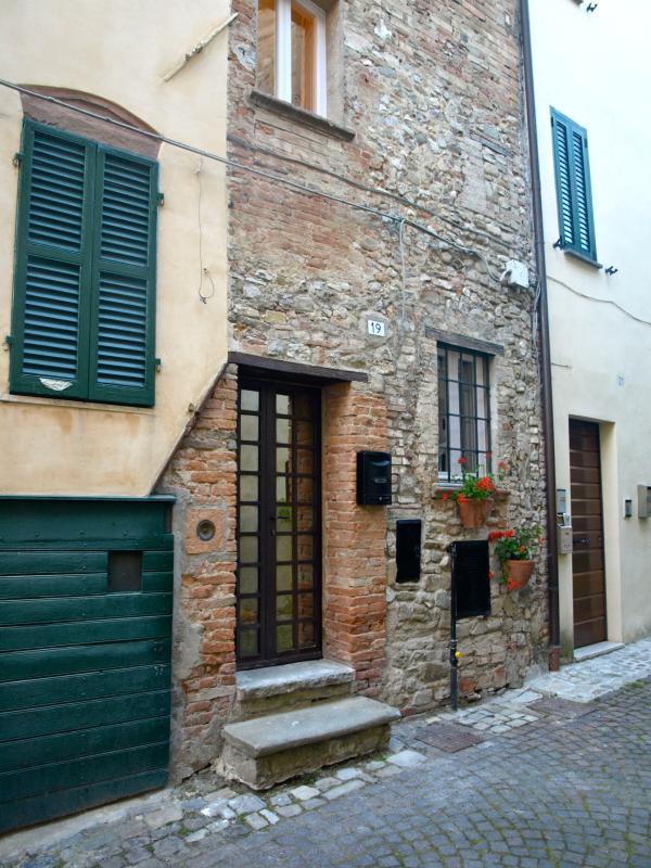 Front Door - Umbertide Townhouse - Umbertide - rentals
