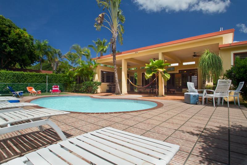 4-Acre Beachfront Home in Rincon, Puerto Rico - Image 1 - Rincon - rentals