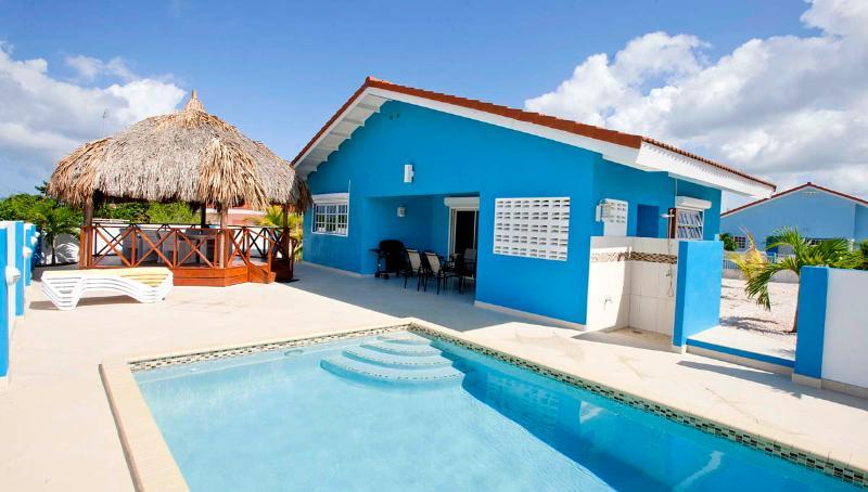 Villa Blou Curacao - Villa Blou Curacao, met zwembad en voordelige auto - Curacao - rentals