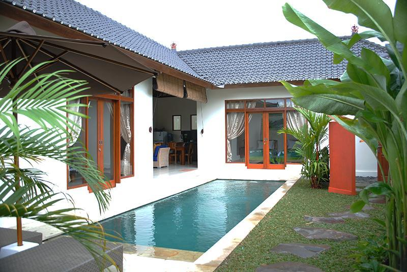 The pool in the courtyard - Villa Asri - a private escape in Penestanan, Ubud - Ubud - rentals