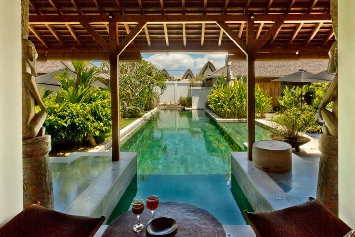 Luxe Villa 3 BR Seminyak 10 minutes walking beach - Image 1 - Seminyak - rentals