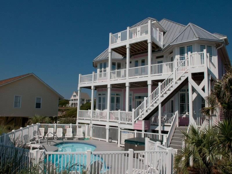 1 Tickled Pink - Image 1 - Emerald Isle - rentals
