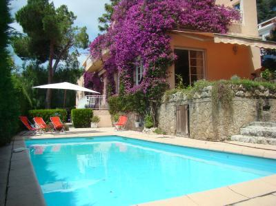 TERRASSE PRINCIPALE - House / villa 10 to 12 people on two independent levels - Nice - rentals
