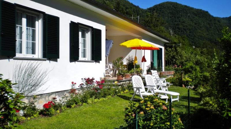 Villa Elicriso,in the sun all day long. - Villa Elicriso - Gallicano - rentals