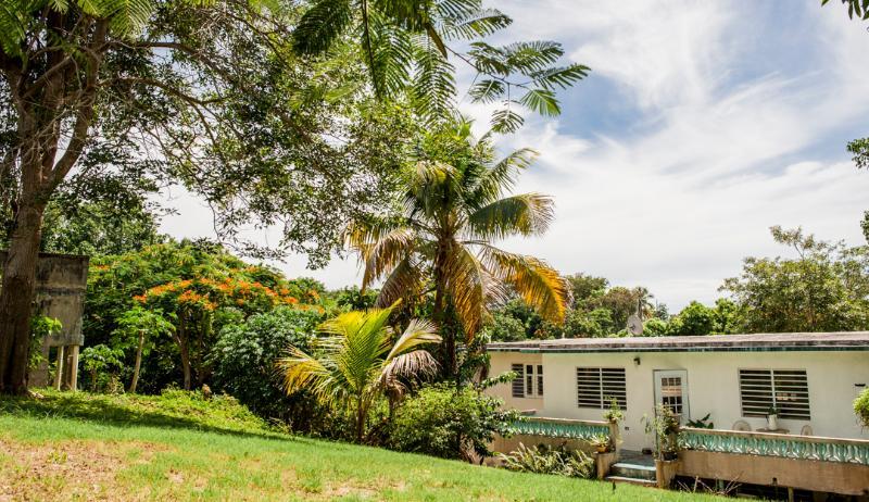 The Front of Casa Elefante - Casa Elefante*Pastoral Paradise* Jeep Available - Isla de Vieques - rentals