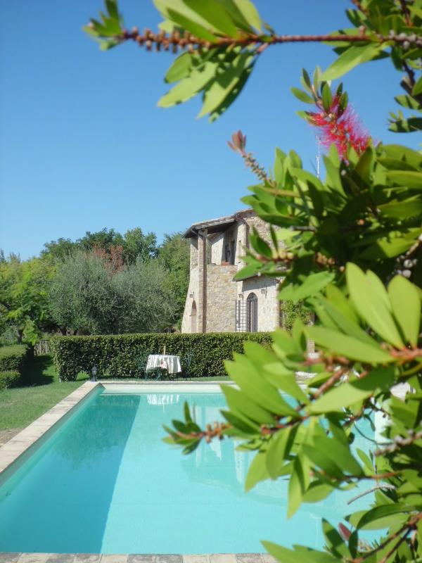 B&B in ancient stone farmhouse with pool in Umbria - Image 1 - Umbria - rentals