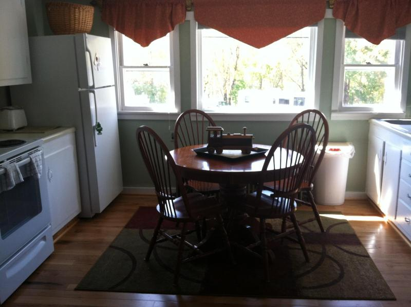 Outfitted Kitchen - Adirondack 4season Apt Rental North Creek NY Gore! - North Creek - rentals