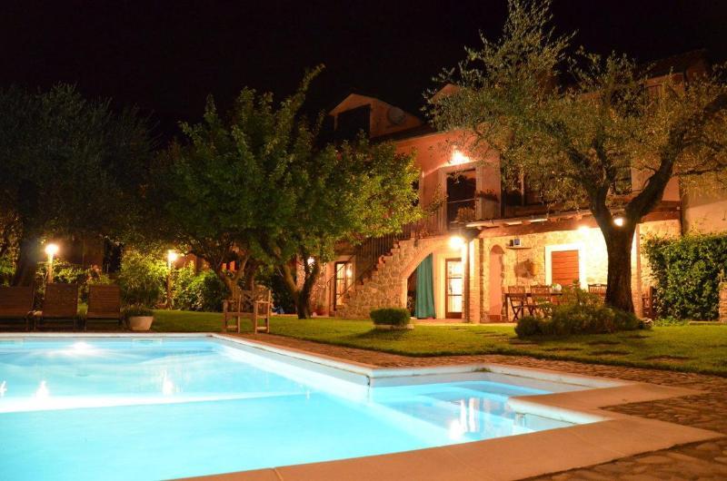 Summer night - B&B La Luna di Giulia, Indigo bedroom. - Podenzana - rentals