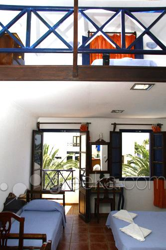 5-6 persons apt @ Anny's Perissa - Image 1 - Santorini - rentals