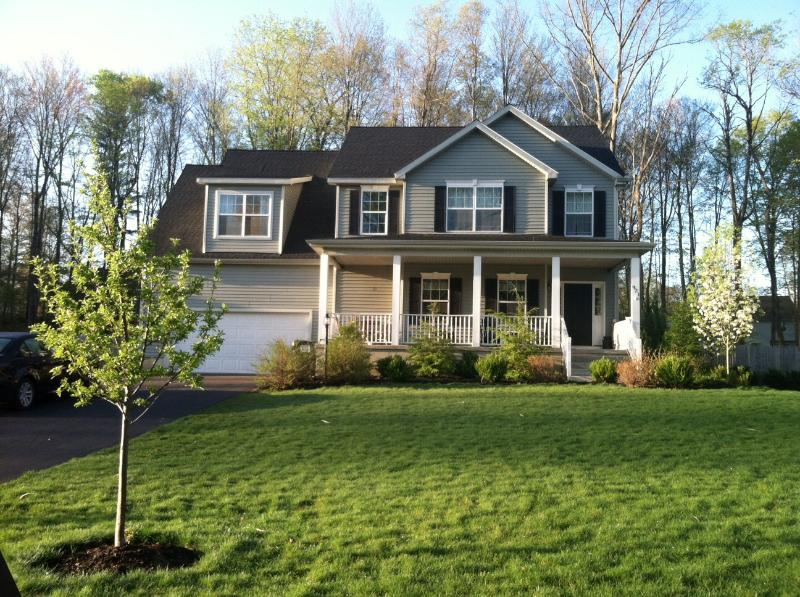 Front of house - Saratoga Springs Track/ SPAC rental - Ballston Spa - rentals