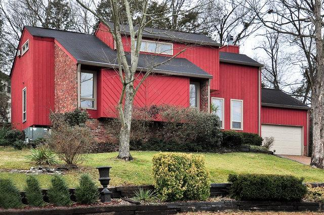 The Red House in Nashville ~ Family Friendly ~ 62' TV - Image 1 - Nashville - rentals
