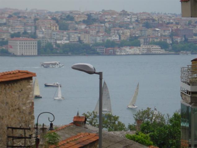 Bosphorus SUNRISE With Balcony - Image 1 - Istanbul - rentals