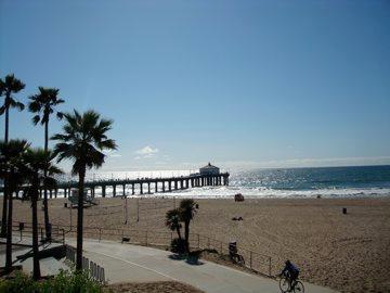 MANHATTAN BEACH PIER - AN ADORABLE STUDIO (Mini one bedroom) - Redondo Beach - rentals
