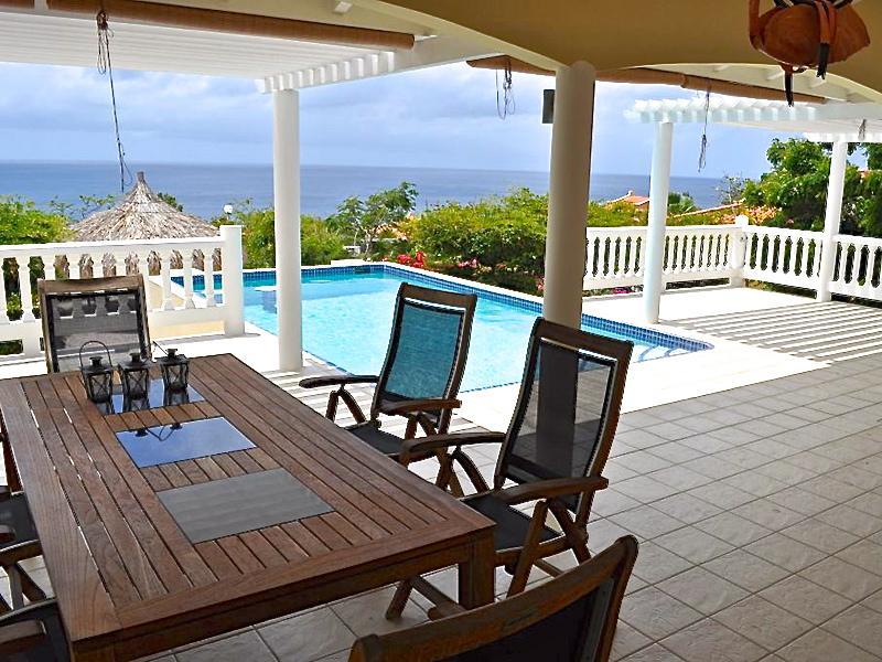 Wordt dit uw plek onder de zon? - Villa Ocean Paradise, luxe villa met ocean view - Curacao - rentals