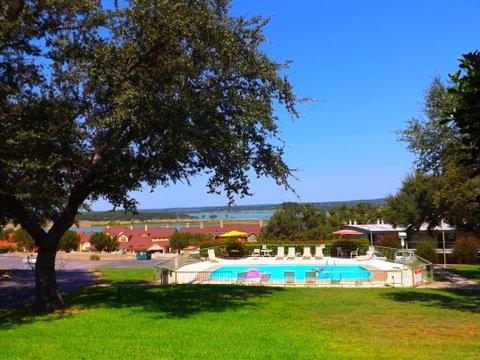 Condo, Lakeview near Marina, park, river. Patio - Image 1 - Canyon Lake - rentals