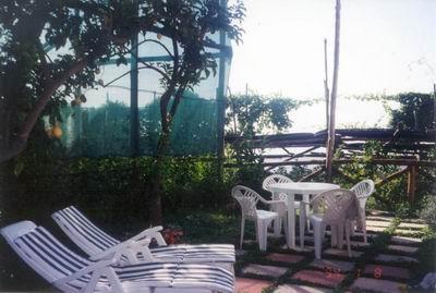 villa   with lemontress garden 6 bedsin Sorrento coast - Image 1 - Massa Lubrense - rentals