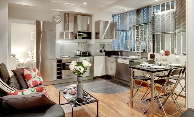 Apartment Beauregard II Paris apartment 2nd arrondissement, 2 bedroom short term rental Paris, central Paris flat to let, holiday rental Paris - Image 1 - 2nd Arrondissement Bourse - rentals