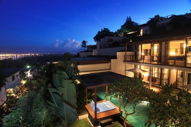 Ocean view - Temple Hill Residence Villa@Villa Amanara - Jimbaran - rentals