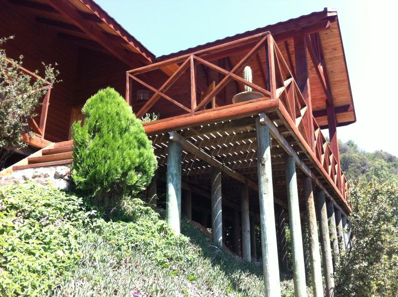 Chalet with lake view - Image 1 - Torres del Paine - rentals