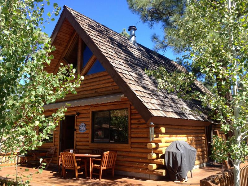 Summer Time at the Log Cabin - Log Cabin in Munds Park - Munds Park - rentals