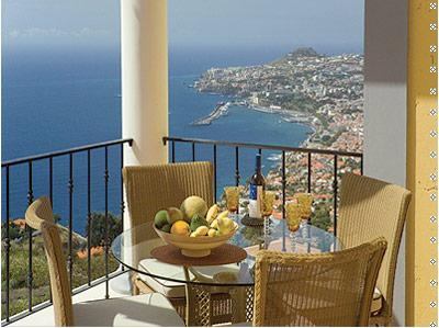 view - Palheiro Village apartment 17 - Funchal - rentals