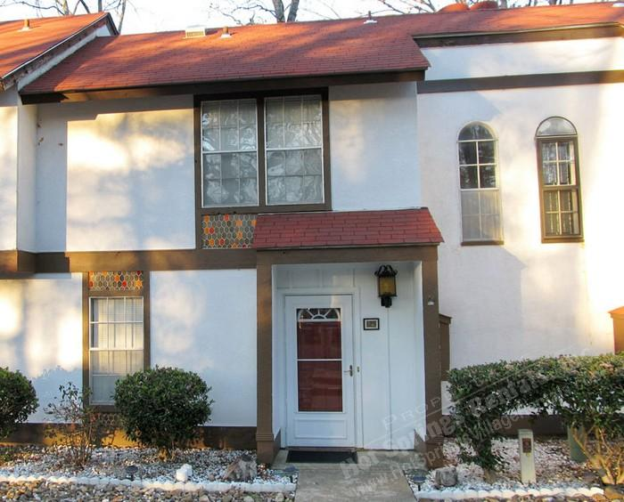 Front - 125EmpeWy | Desoto Courts | Townhome | Sleeps 4 - Hot Springs Village - rentals
