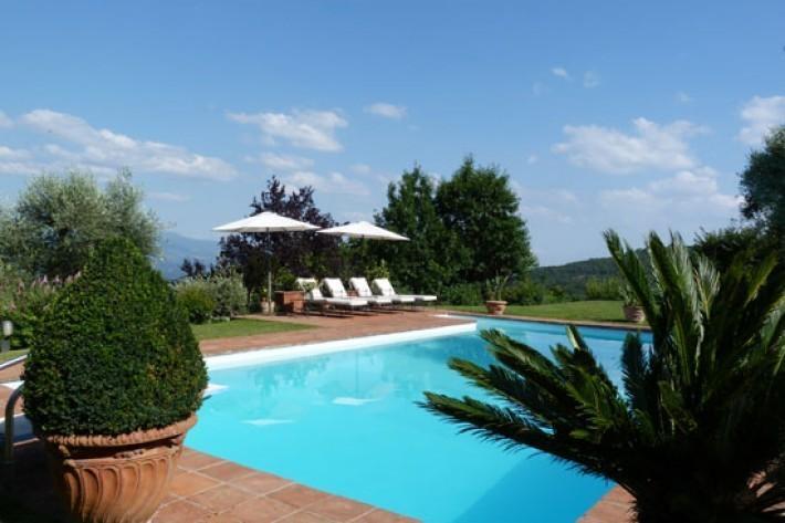 Anna's Villa Torre il Fico, luxury villa with pool - Image 1 - Bagno a Ripoli - rentals